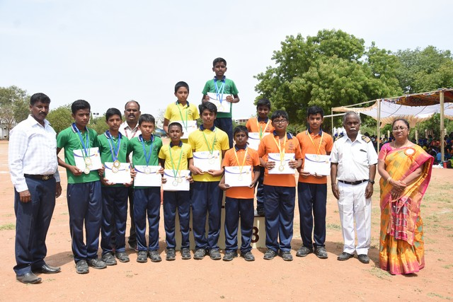 25 th Sports Day